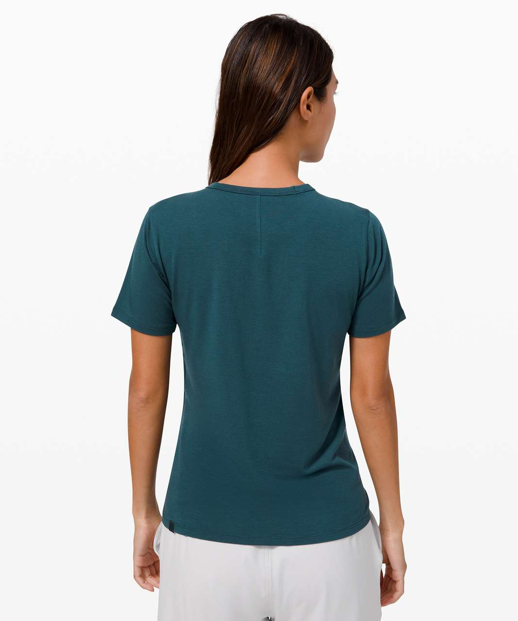 Lululemon Hold Tight Short Sleeve *Rib - Submarine