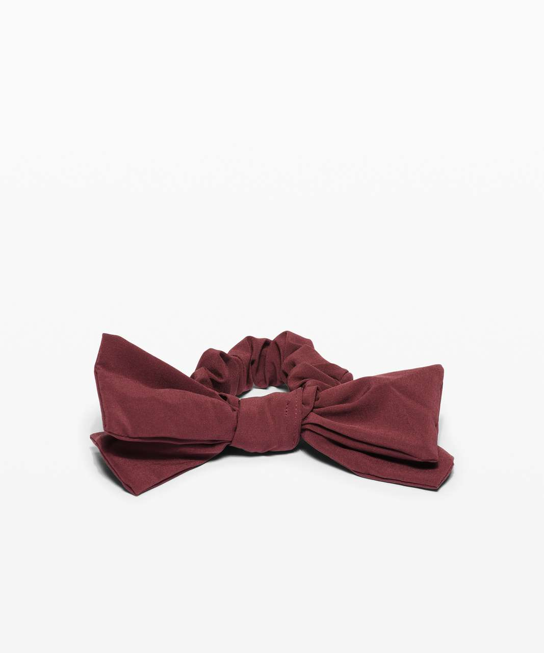 Lululemon Uplifting Scrunchie *Ribbon - Savannah