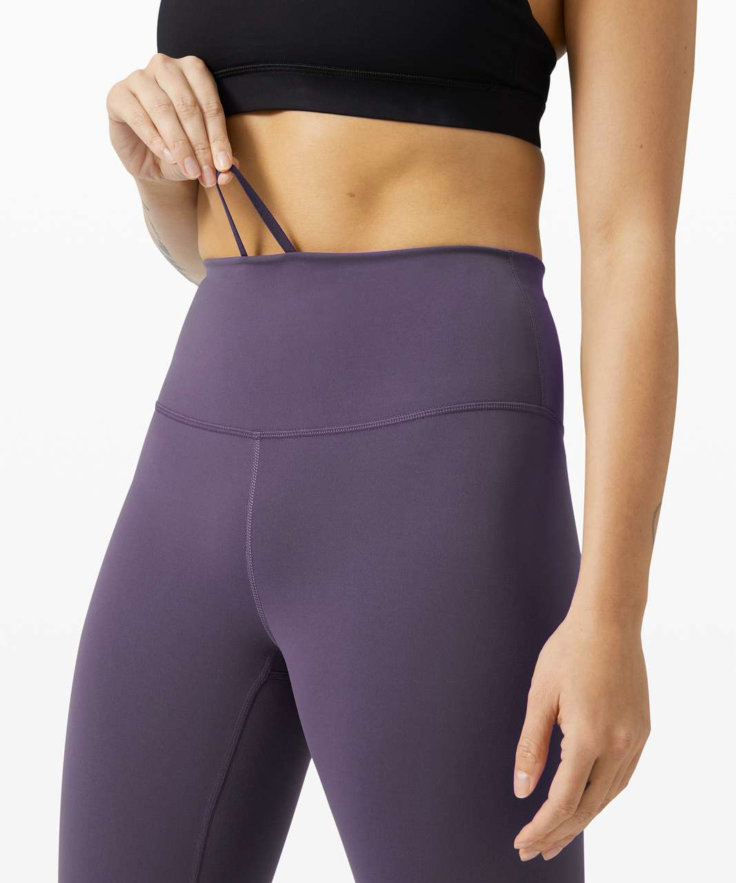 """Lululemon Wunder Train High-Rise Tight 25"""" - Midnight Orchid"""