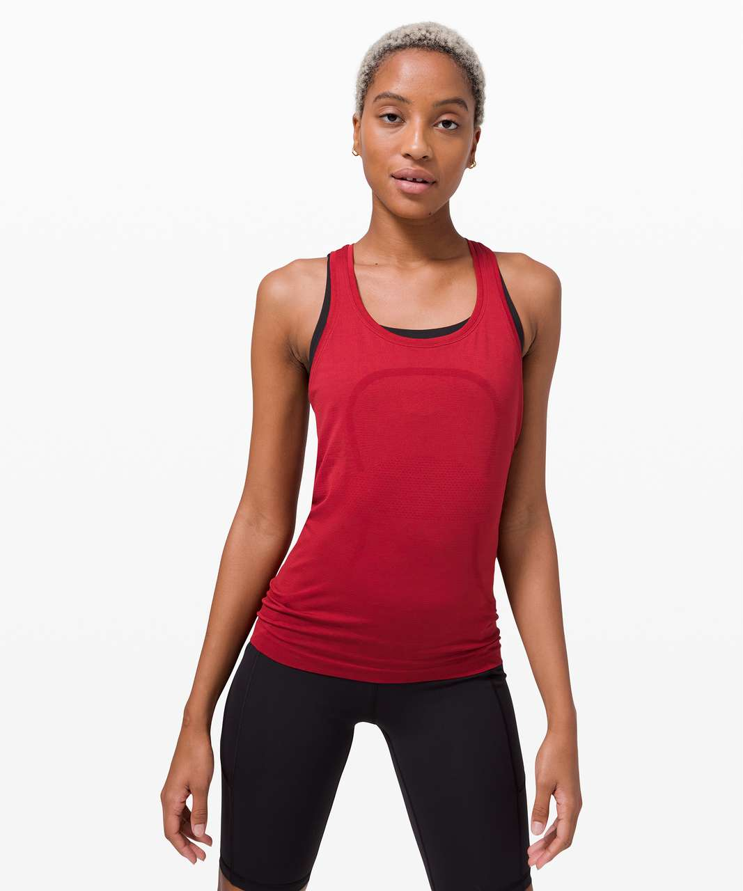 Lululemon Swiftly Tech Racerback 2.0 - Prep Red / Prep Red (First Release)