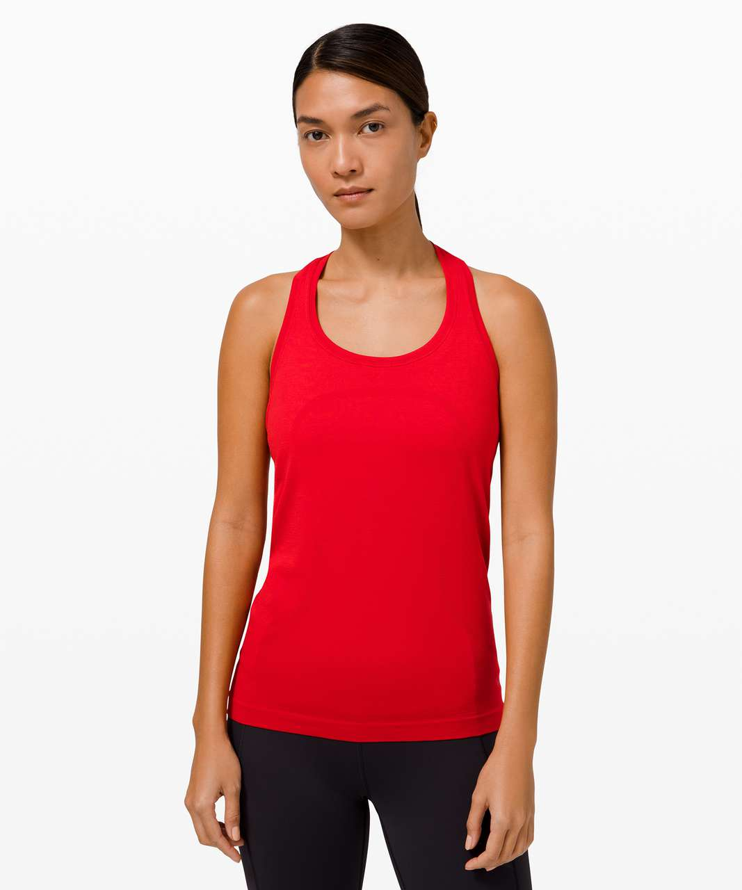 Lululemon Swiftly Tech Racerback 2.0 - Dark Red / Dark Red