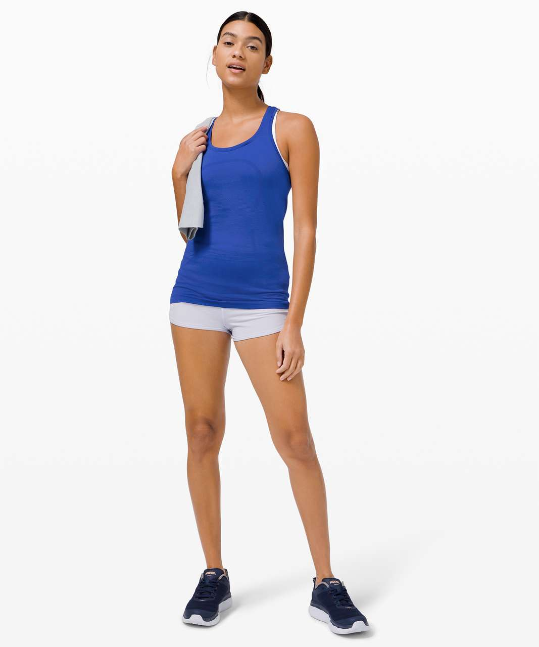 Lululemon Swiftly Tech Racerback 2.0 - Harbor Blue / Harbor Blue