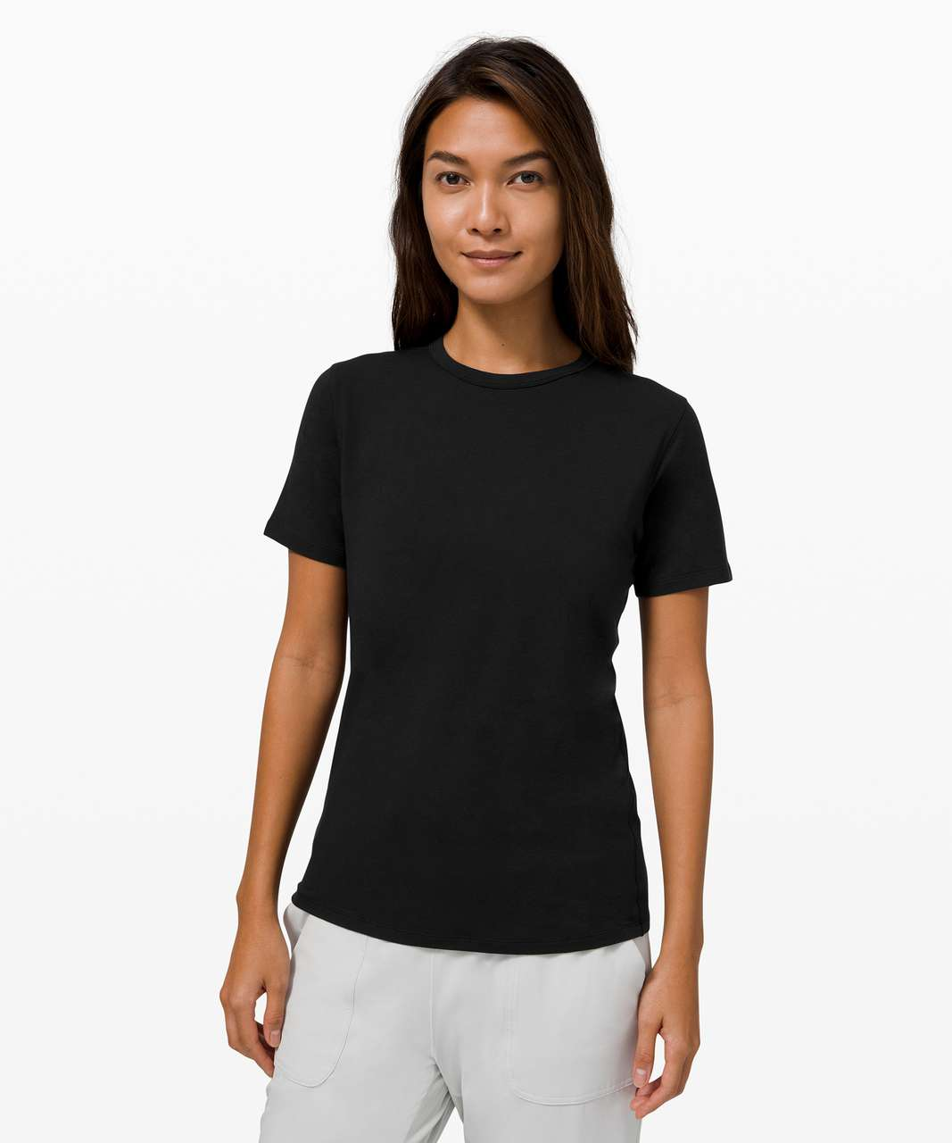 Lululemon Hold Tight Short Sleeve *Wool - Black