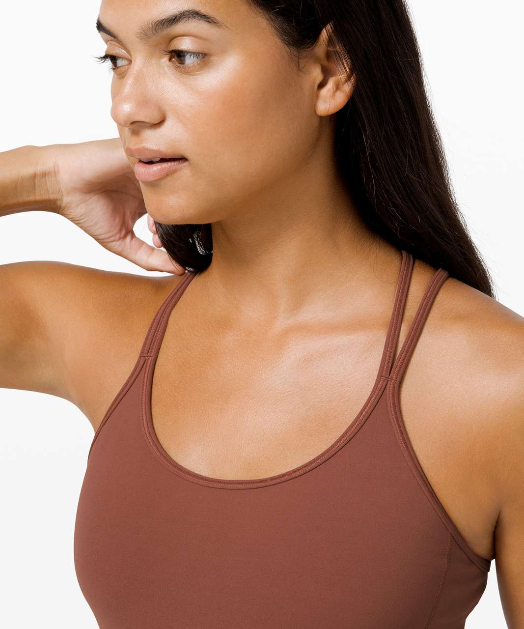 Lululemon Free To Be Tank *Nulu - Ancient Copper
