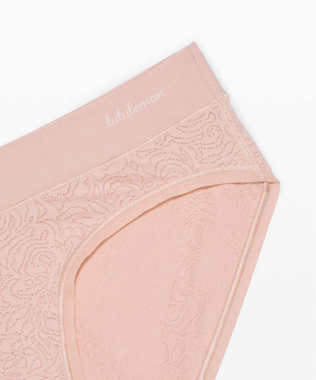 Lululemon Soft Breathable Bikini *Lace 3 Pack - Garnet / Misty Shell / Black
