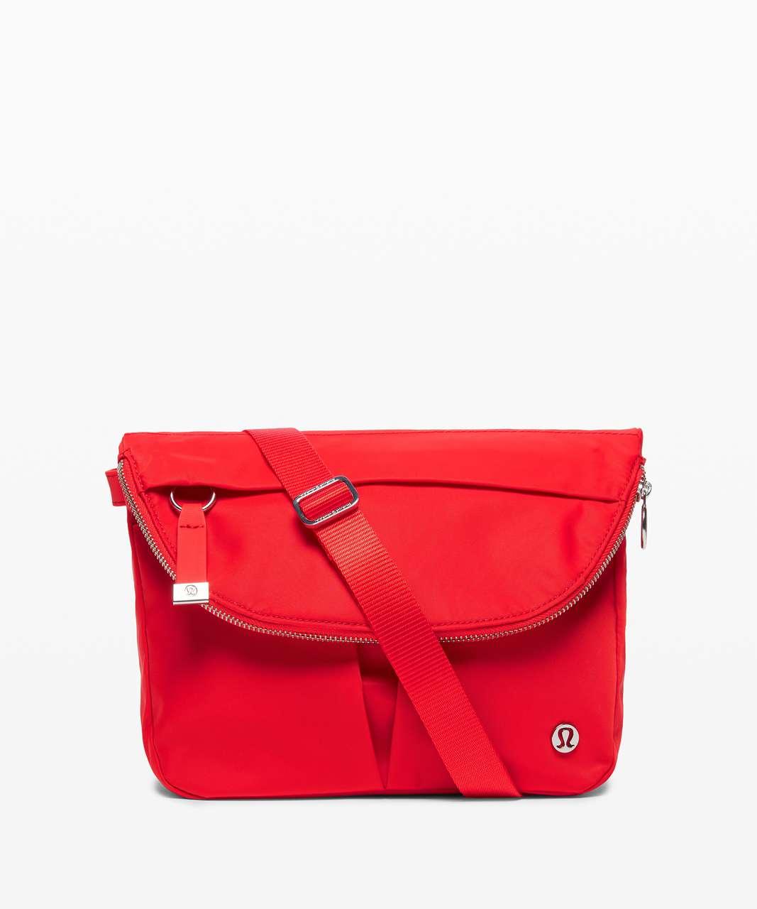 Lululemon All Night Festival Bag *5L - Carnation Red