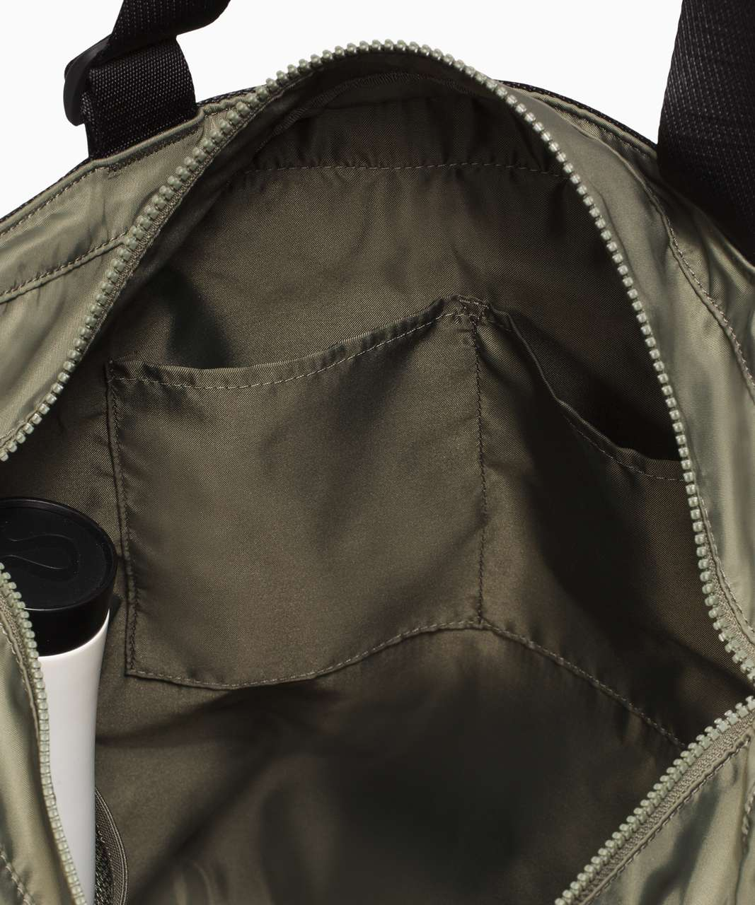 Lululemon The Rest is Written Tote - Army Green