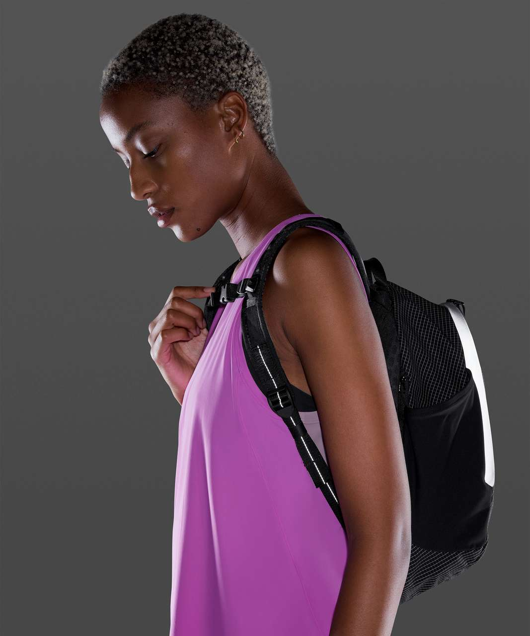 Lululemon Fast and Free Backpack *13L - Black