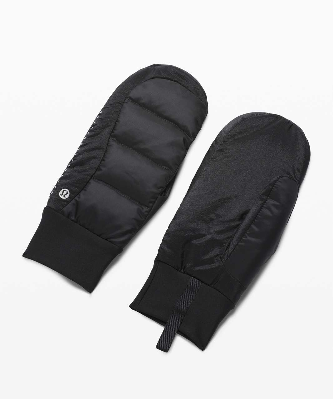 Lululemon Down for It All Mitten - Black