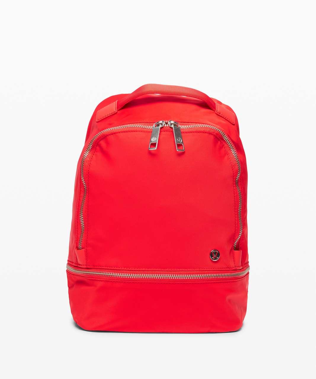 Lululemon City Adventurer Backpack Mini *10L - Carnation Red