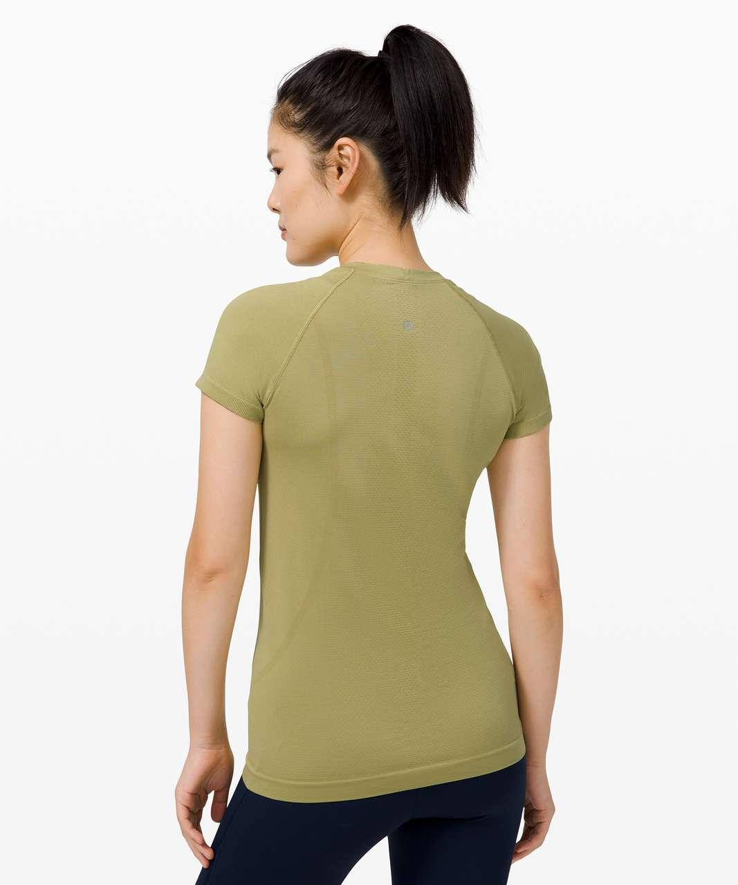 Lululemon Swiftly Tech Short Sleeve 2.0 - Hazel Green / Hazel Green