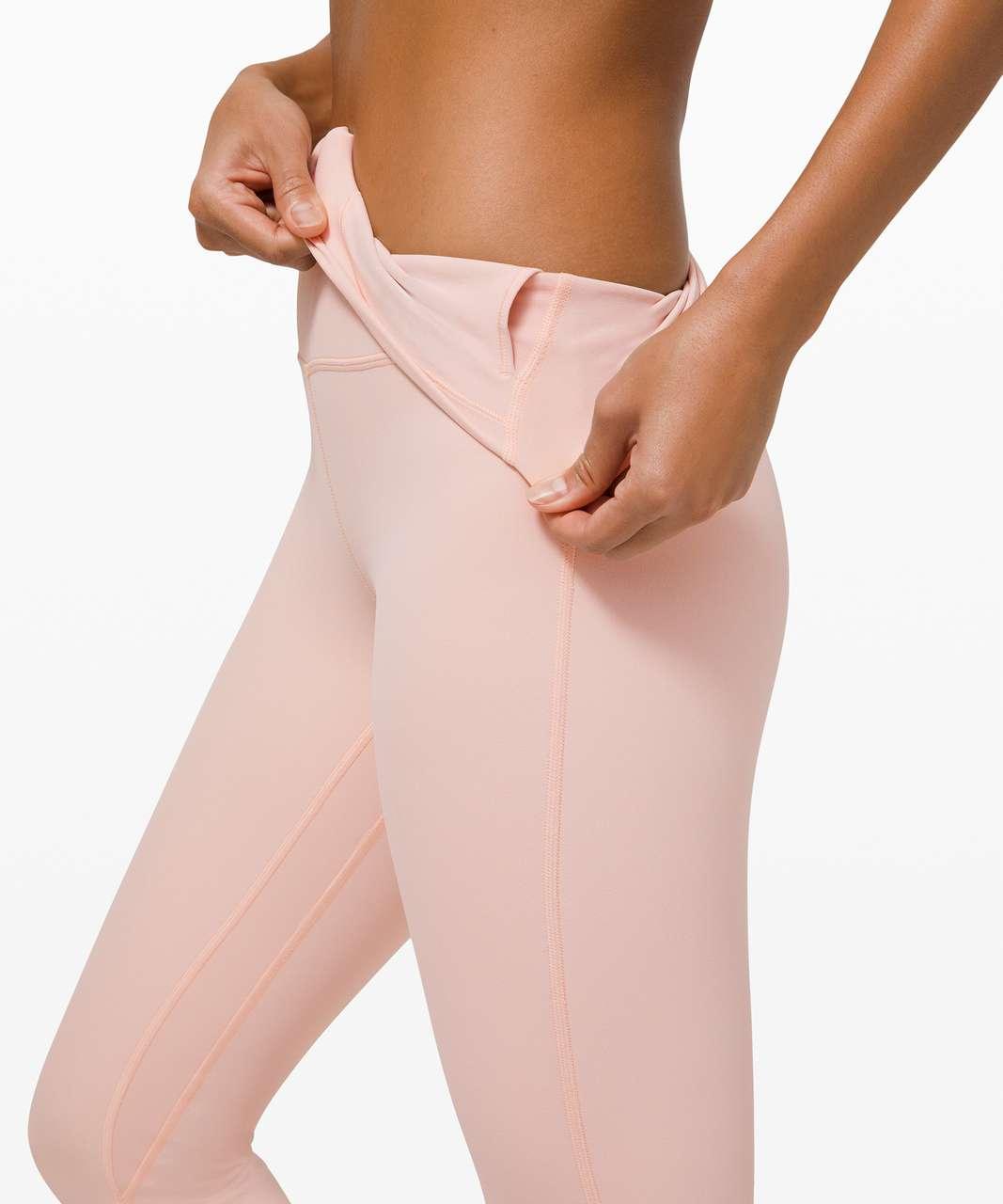 "Lululemon Align Pant II 25"" - Feather Pink"