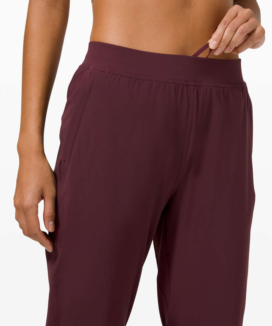 Lululemon Adapted State Jogger - Cassis