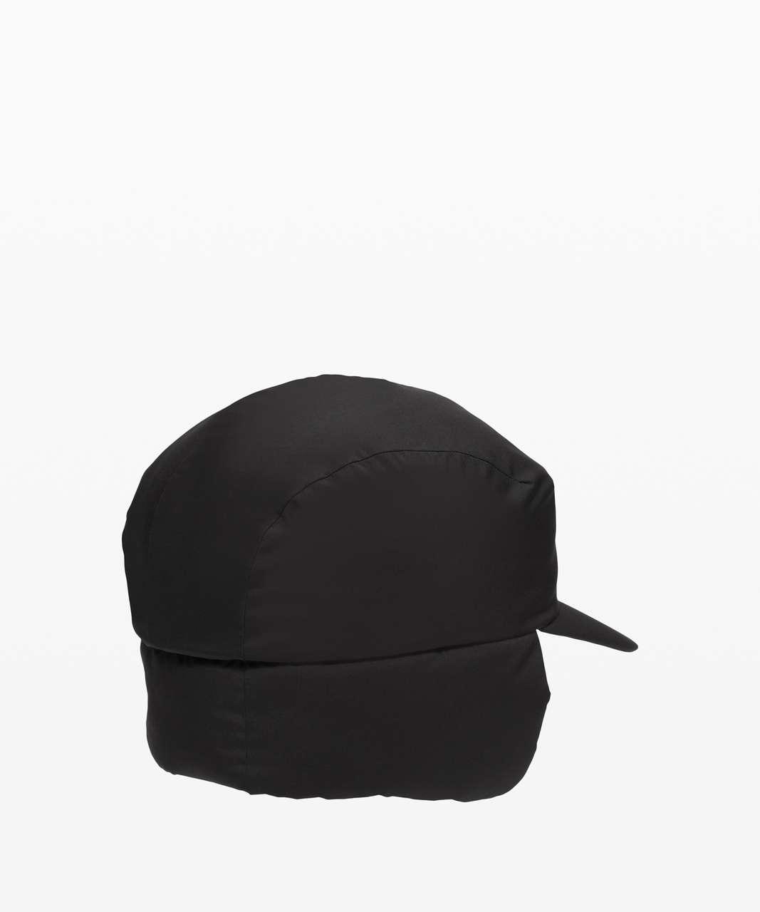 Lululemon Pure Puff Trapper Hat - Black