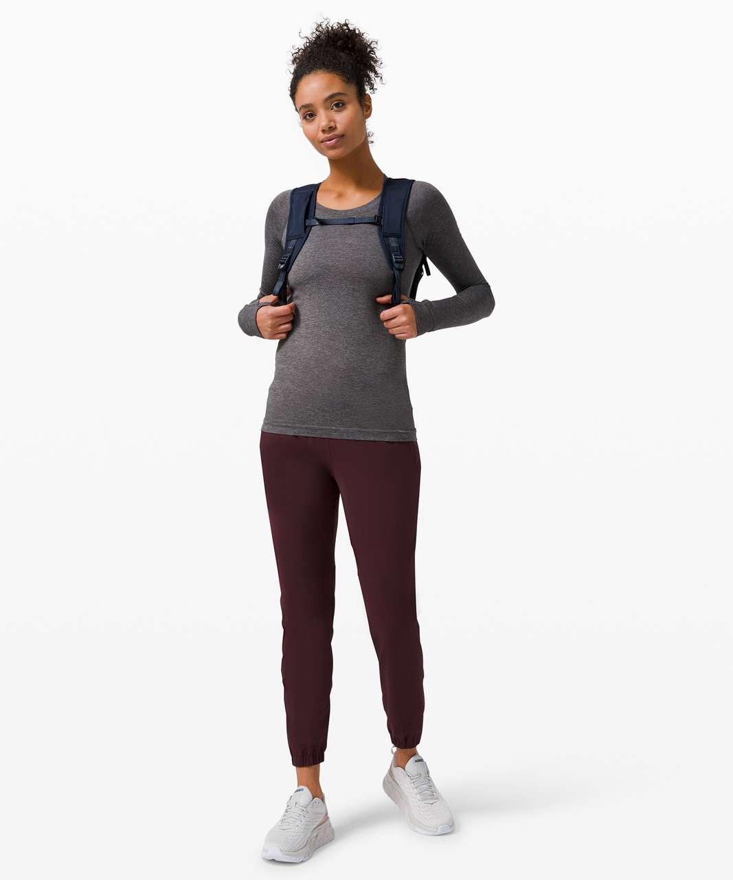 Lululemon Swiftly Tech Long Sleeve 2.0 - Slate / Graphite Grey