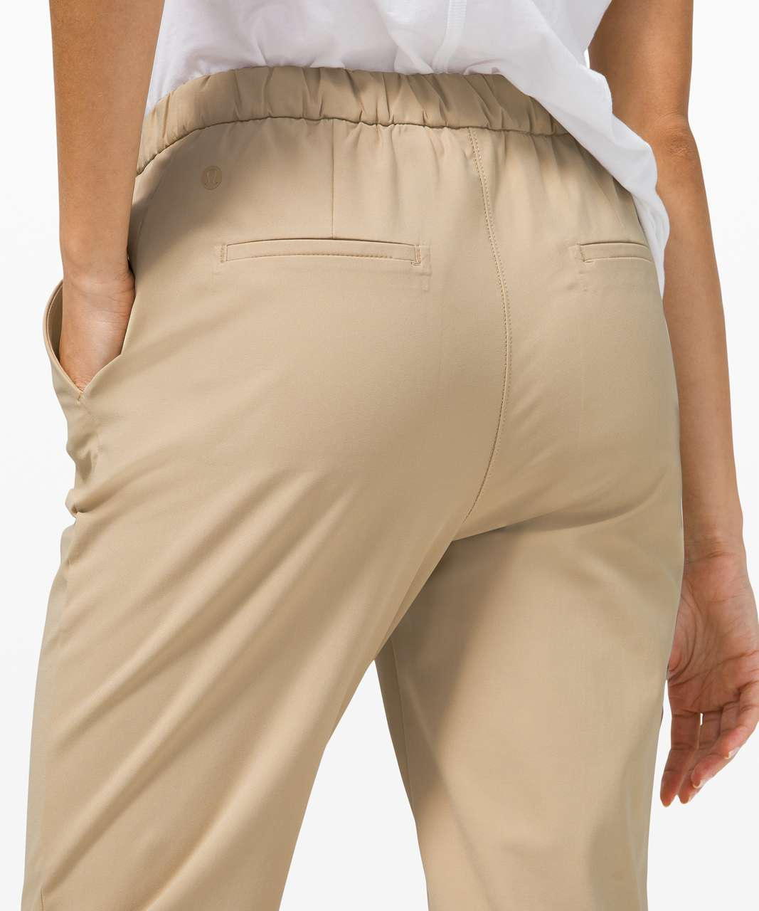 Lululemon Your True Trouser 7/8 Pant - Trench