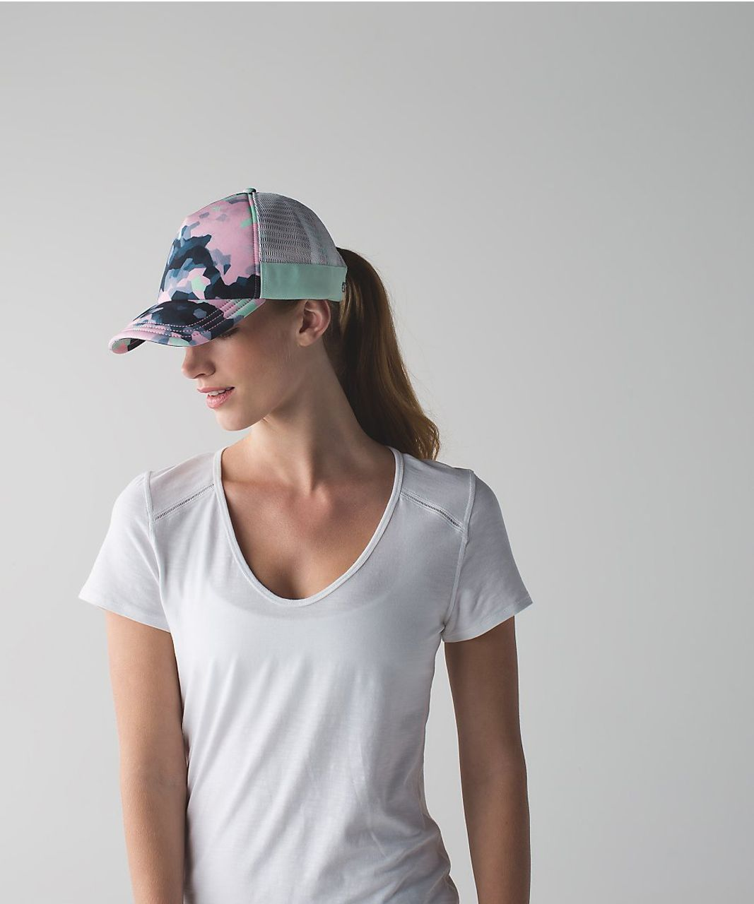 Lululemon What'SUP Hat - Clouded Dreams Multi / Sea Mist