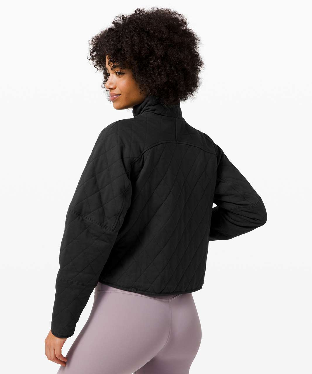 Lululemon Quilted Calm Jacket - Black