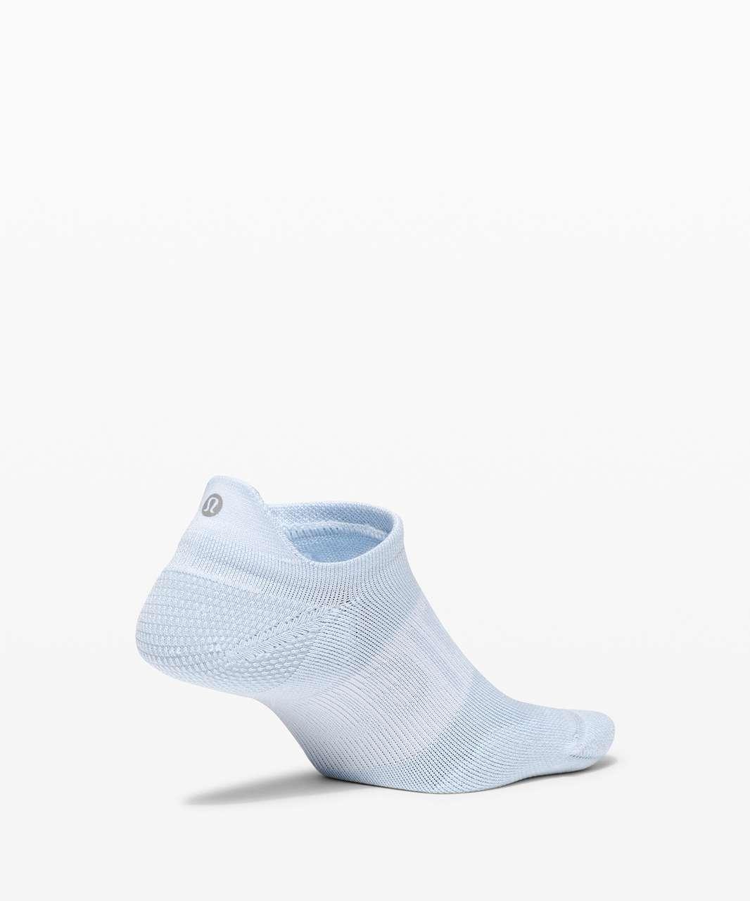 Lululemon Power Stride Tab Sock - Blue Linen