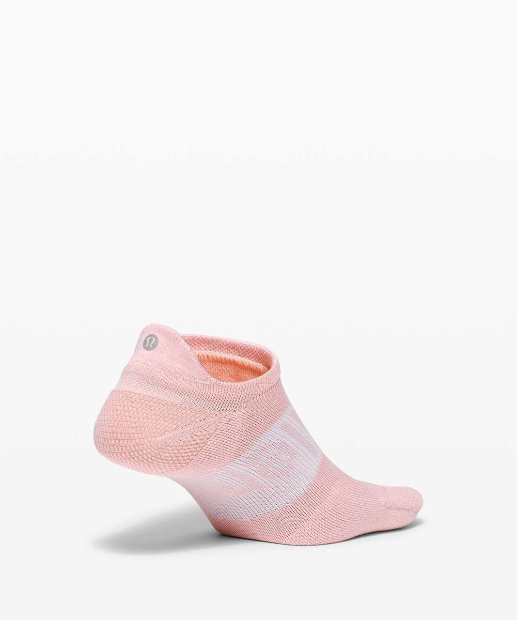 Lululemon Power Stride Tab Sock - Pink Puff