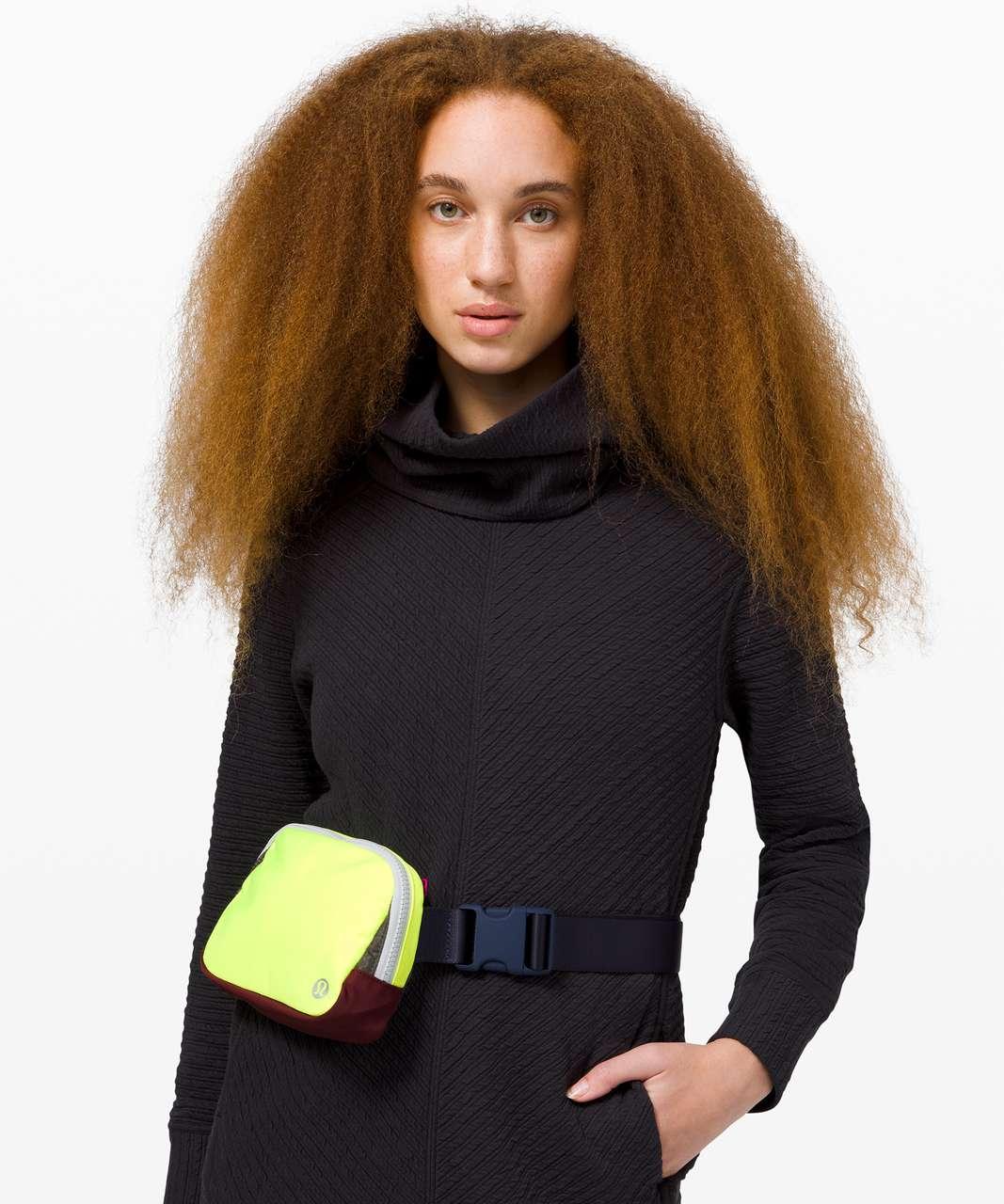 Lululemon Everywhere Belt Bag *1L - Highlight Yellow / Savannah / Army Green