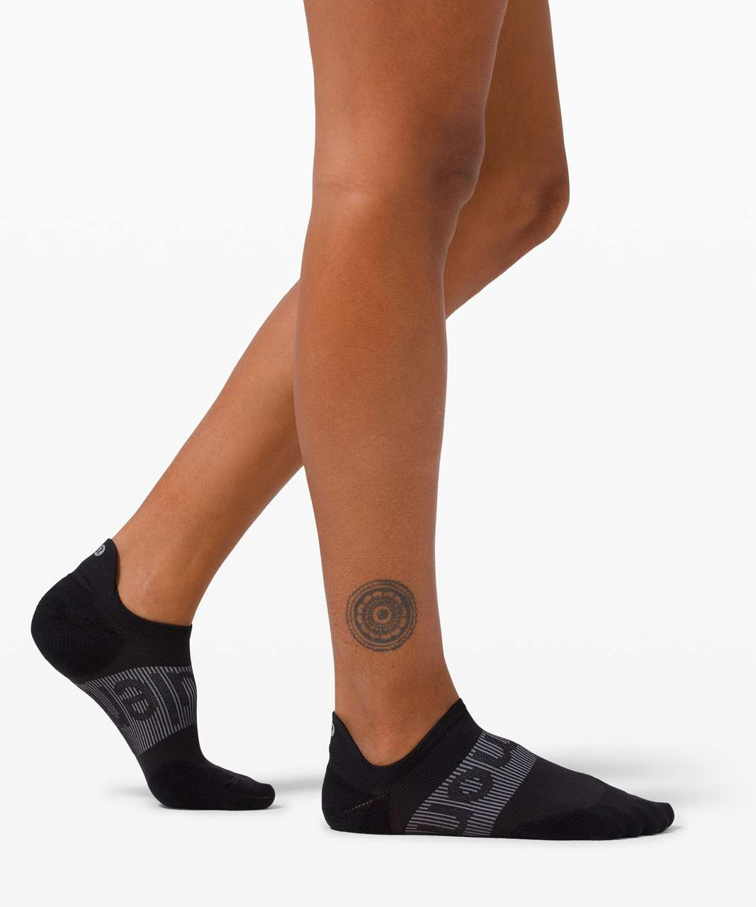 Lululemon Power Stride Tab Sock *3 Pack - Black