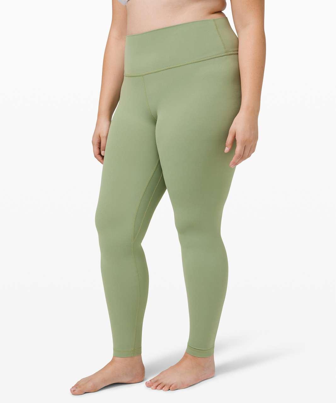 """Lululemon Align Pant 28"""" - Willow Green"""