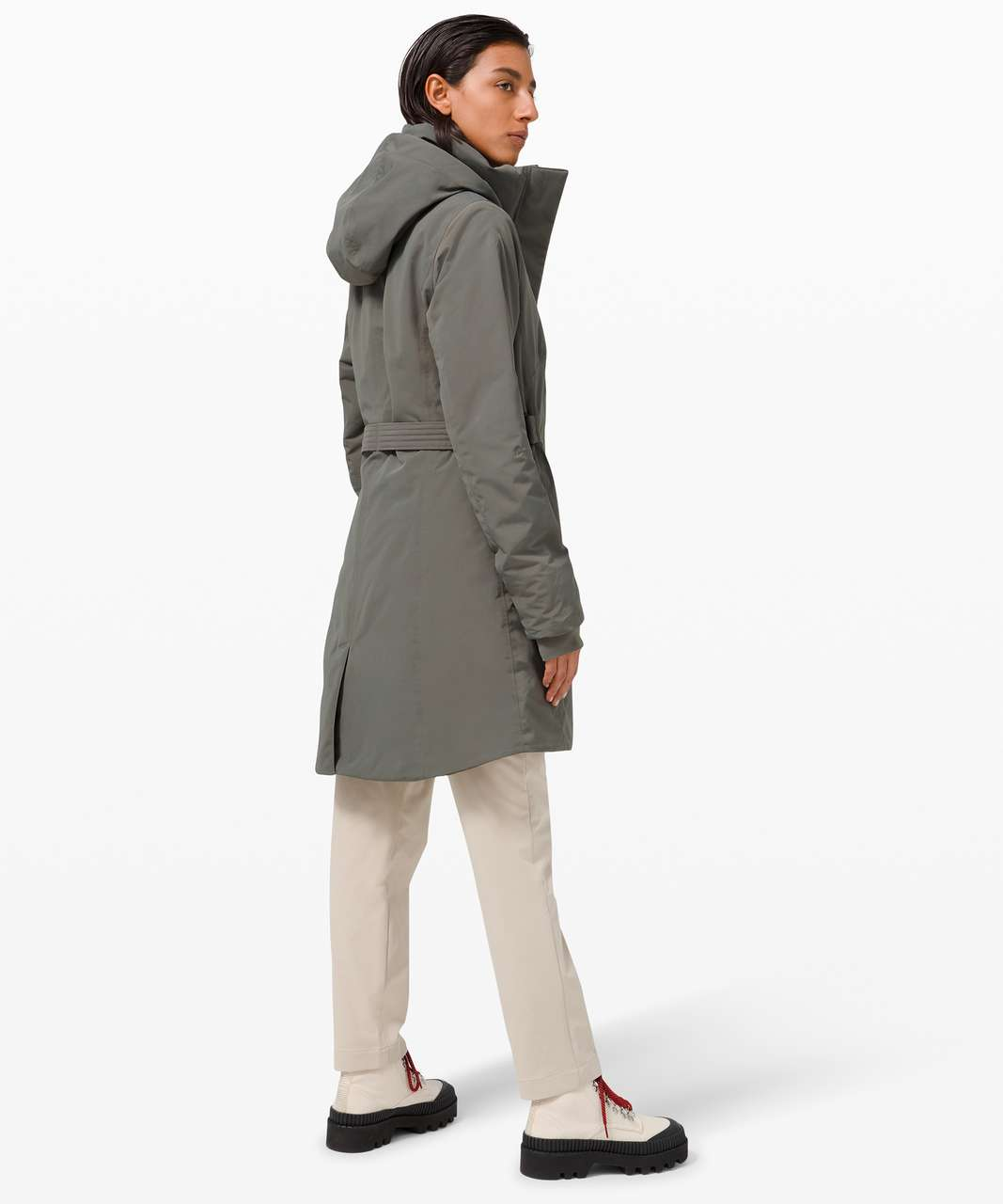 Lululemon Apres It All Jacket - Grey Sage