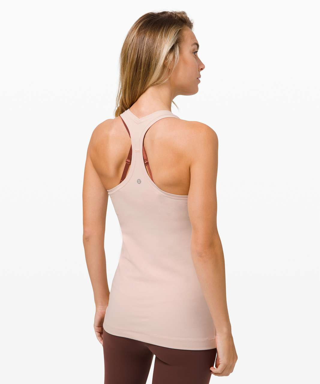 Lululemon Cool Racerback II *Nulu - Feather Pink