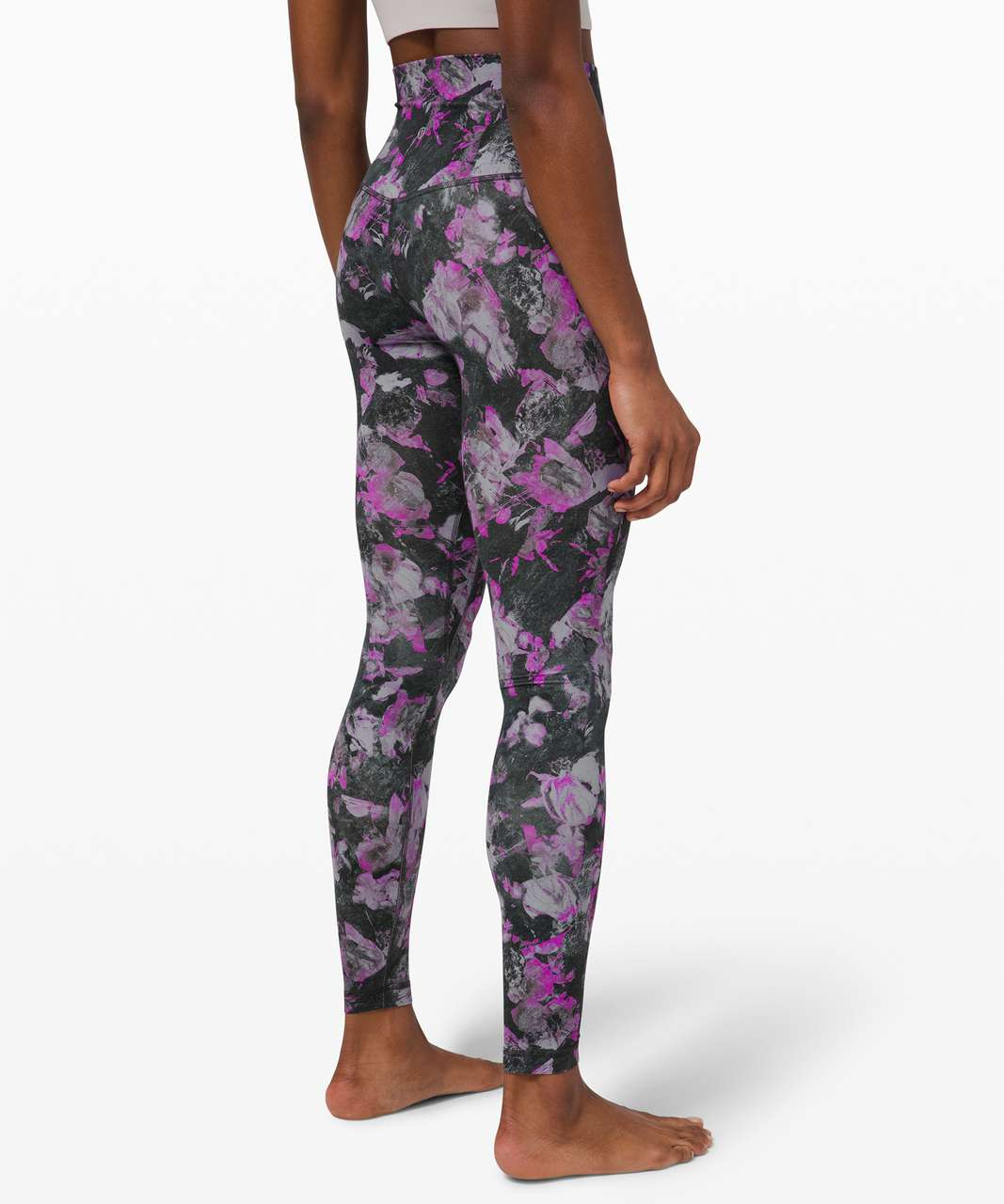 "Lululemon Align Pant 28"" - Floral Shift Multi"