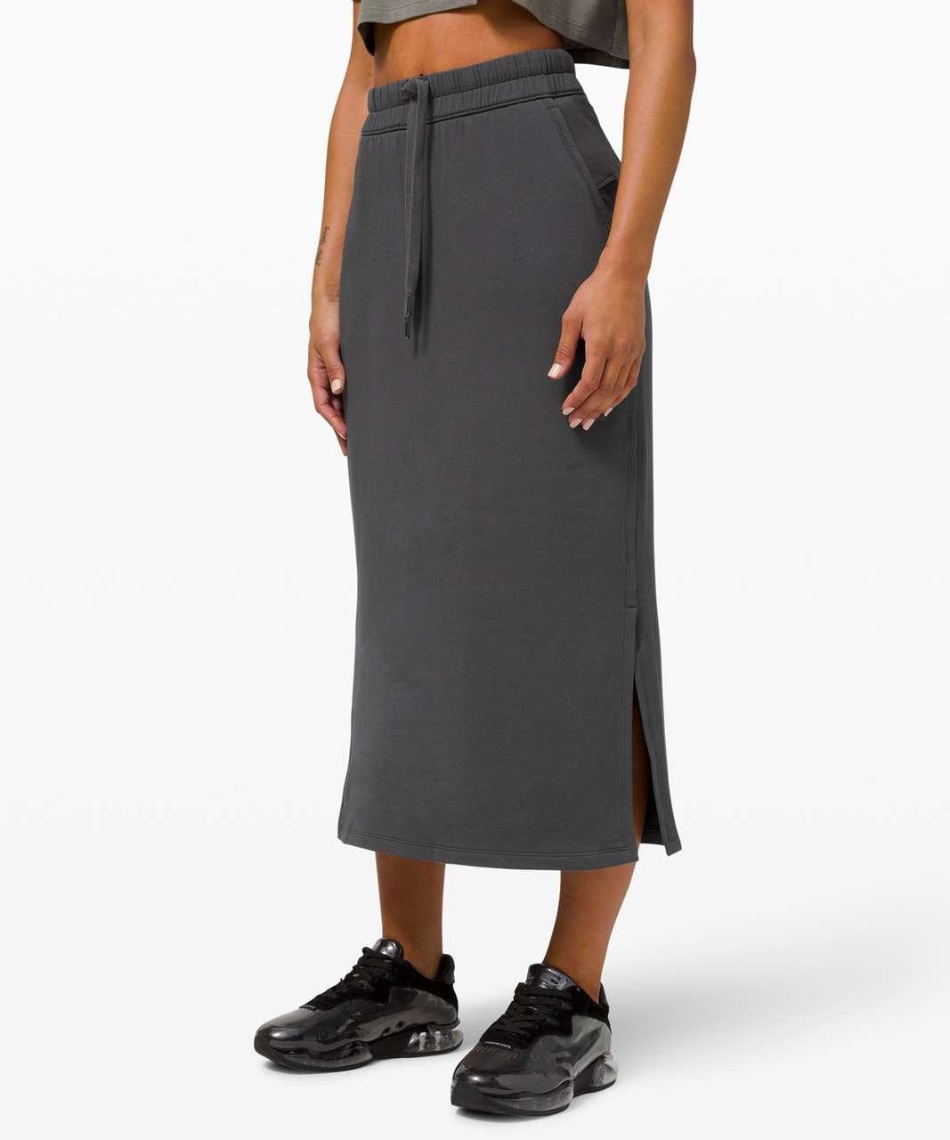 Lululemon Bound to Bliss Skirt - Graphite Grey