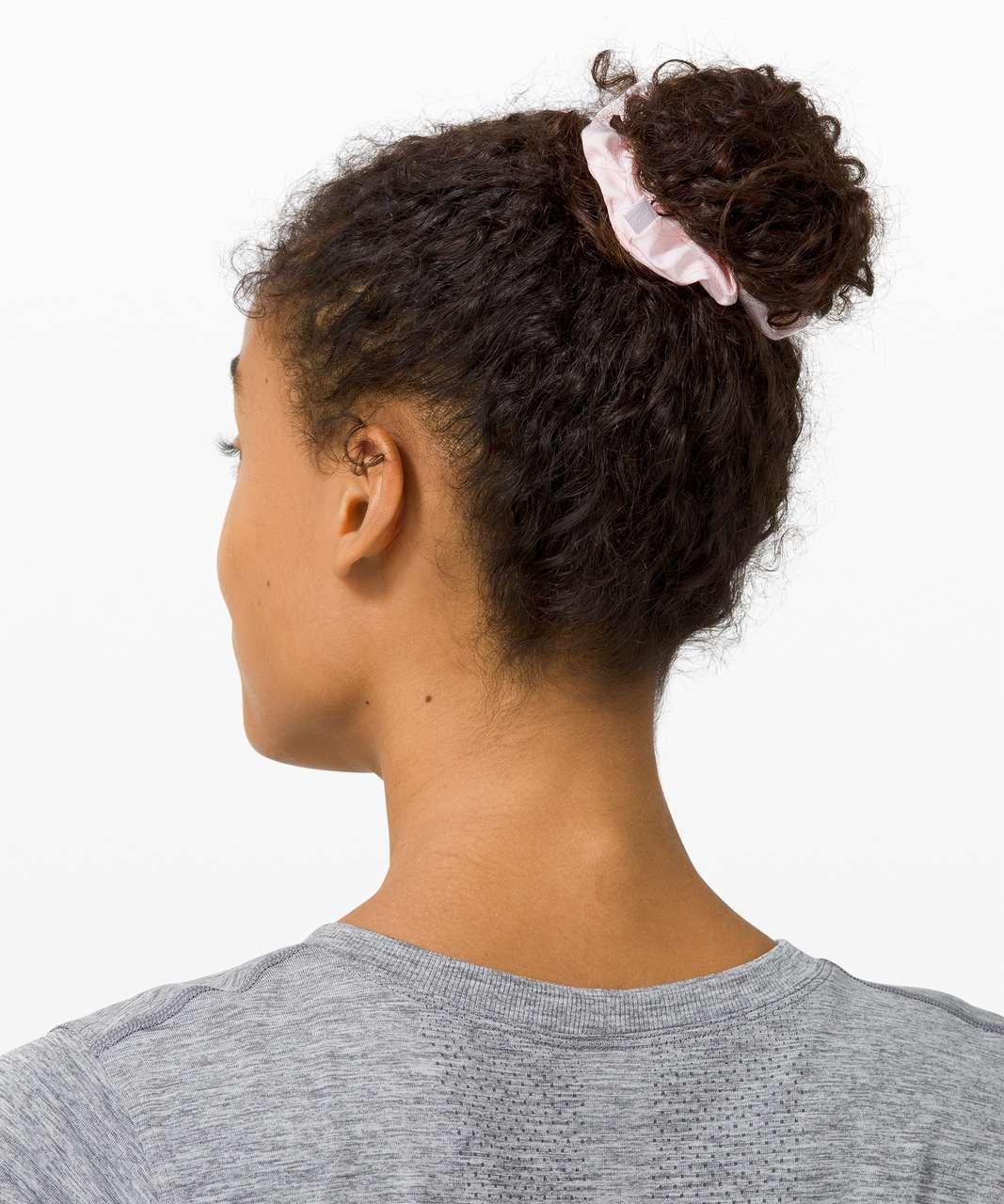 Lululemon Uplifting Scrunchie - Pink Glow