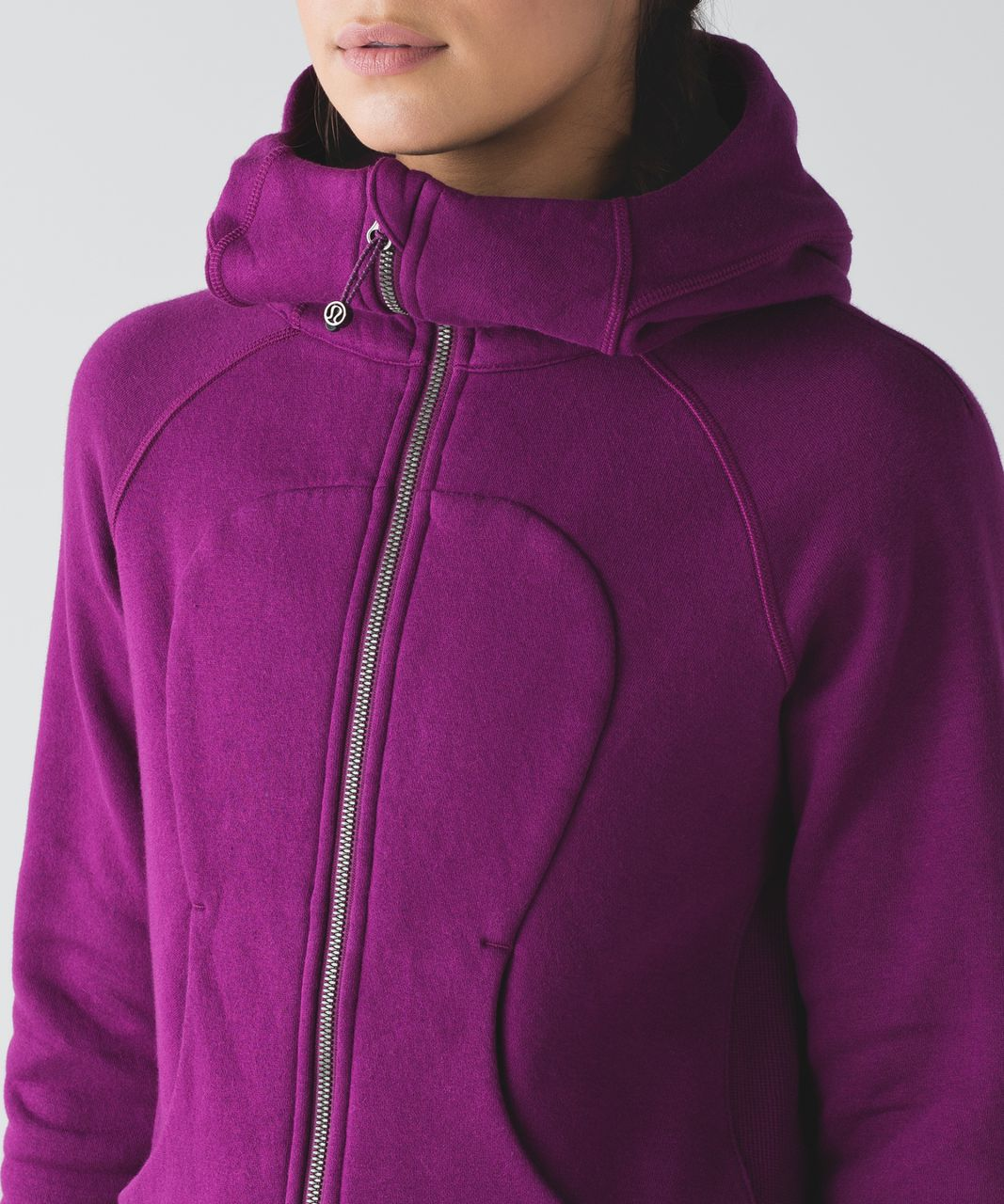 Lululemon Scuba Hoodie III - Chilled Grape