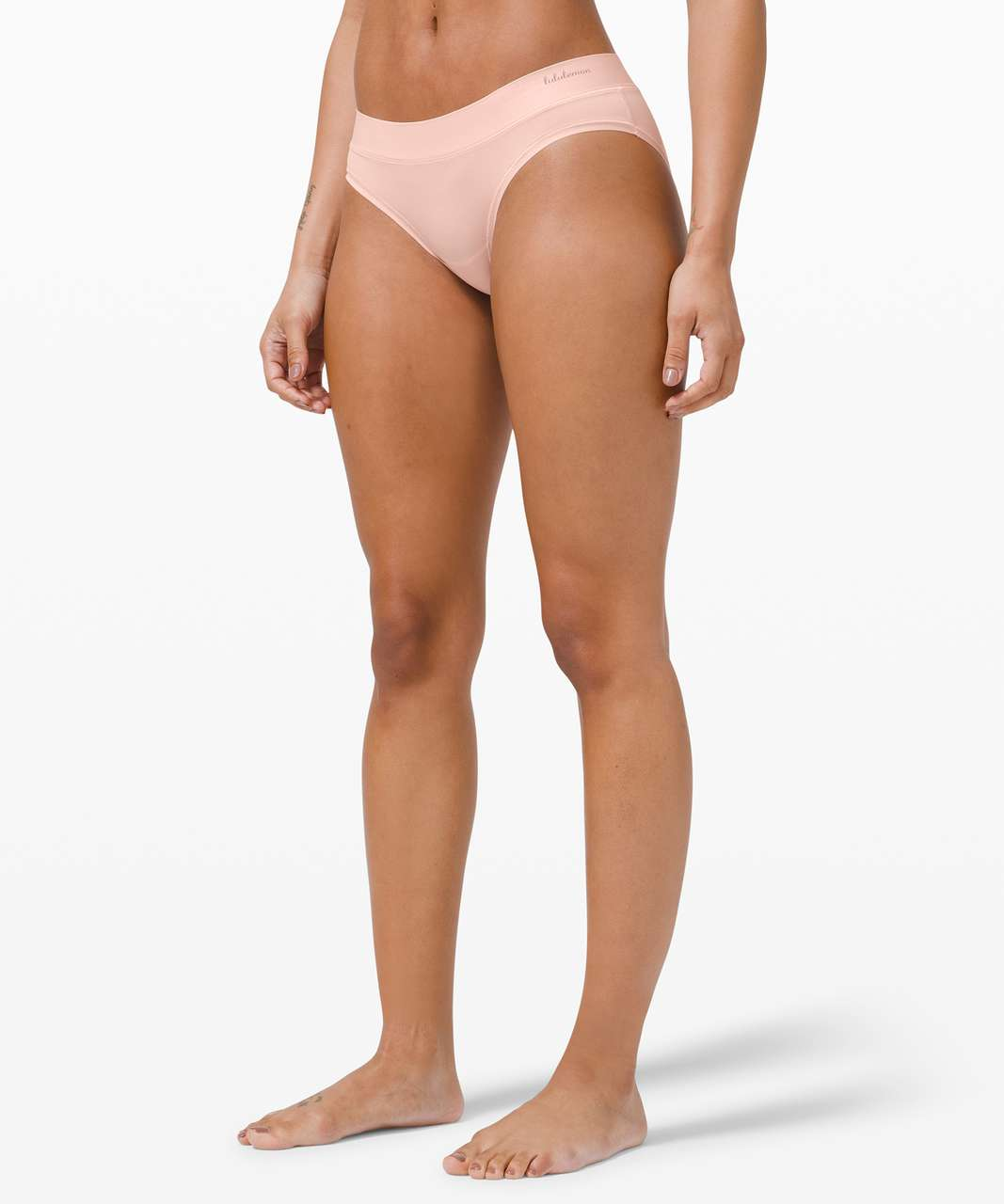 Lululemon Soft Breathable Bikini *3 Pack - Lavender Dew / Pink Mist / Rhino Grey