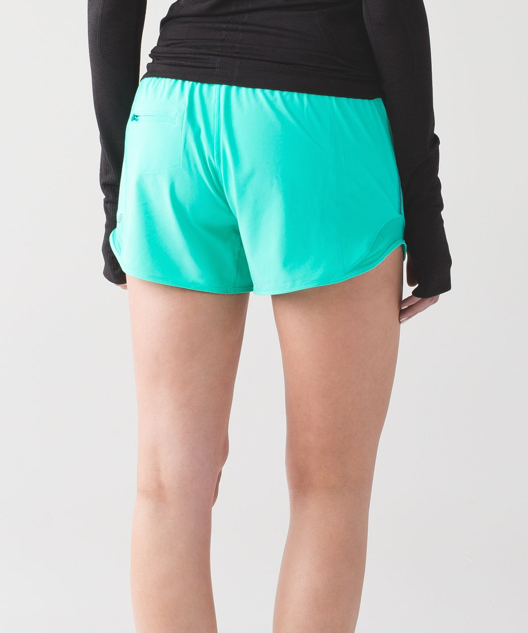 Lululemon Hotty Hot Short (Long) - Bali Breeze