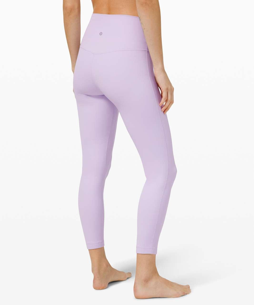 """Lululemon Align Pant 25"""" - Lavender Dew"""