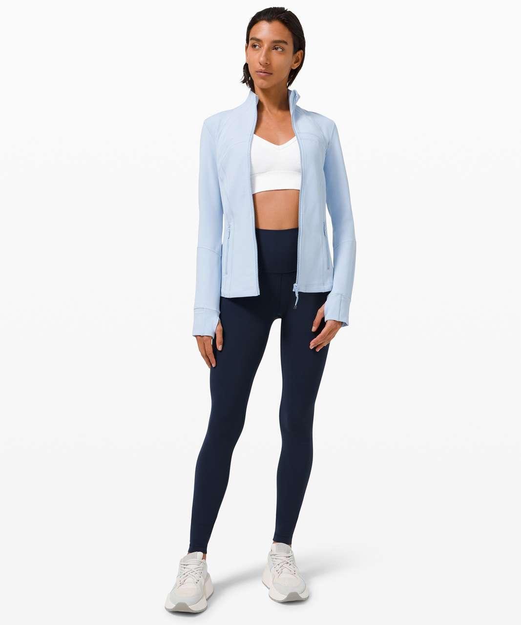 Lululemon Define Jacket - Blue Linen