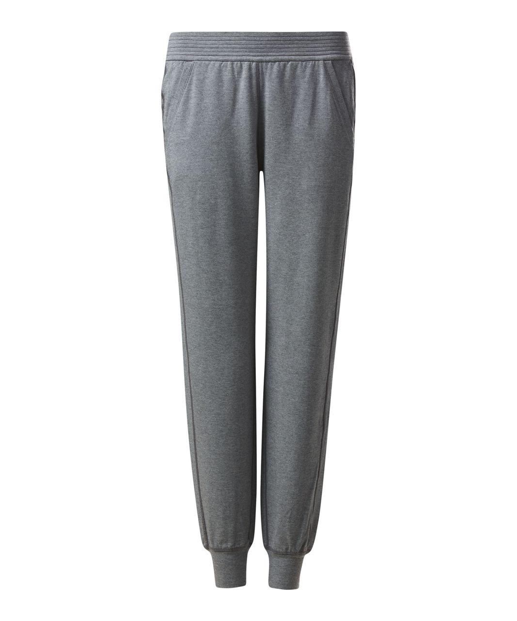 Lululemon Ceremony Sweatpant - Heathered Medium Grey