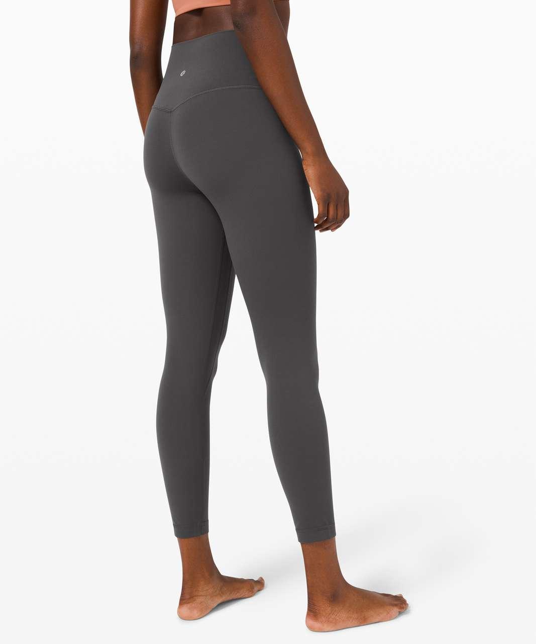"Lululemon Align Pant 25"" - Graphite Grey"