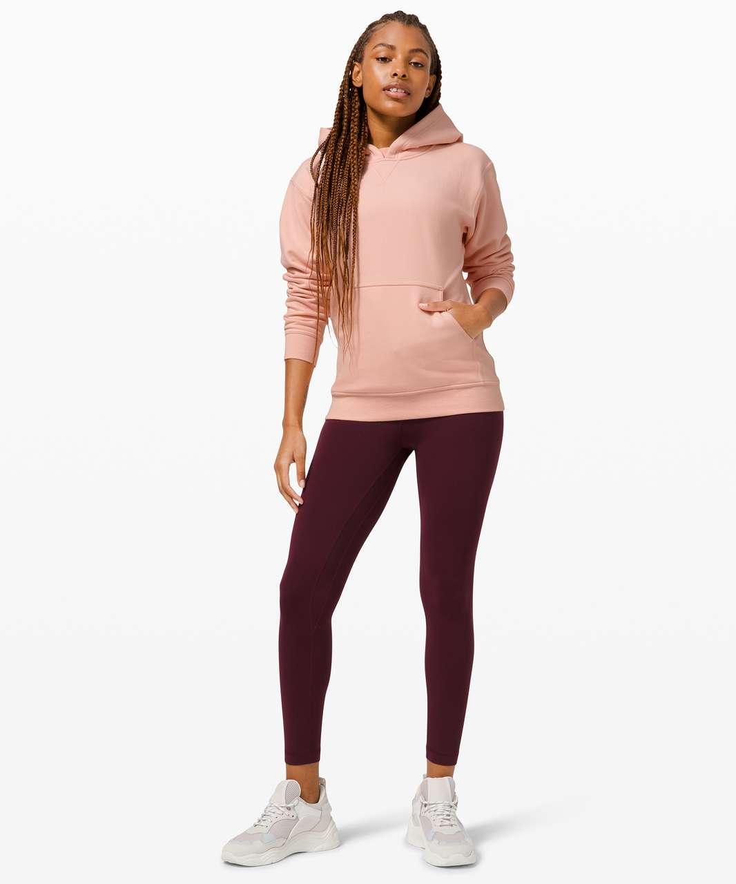 Lululemon All Yours Hoodie *Fleece - Pink Mist