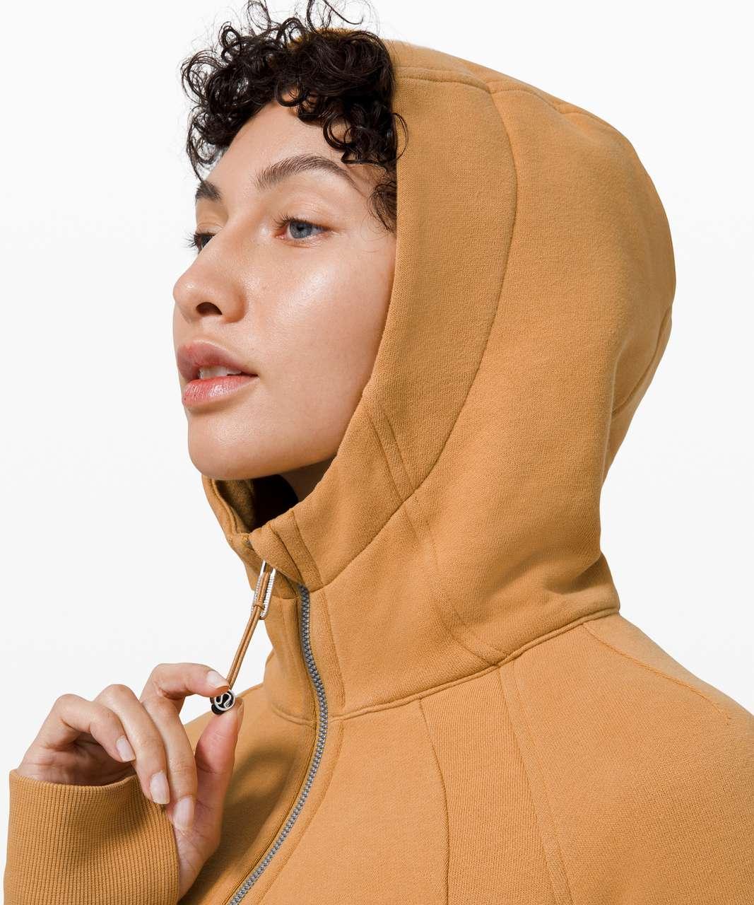 Lululemon Scuba Hoodie *Light Cotton Fleece - Gold Buff