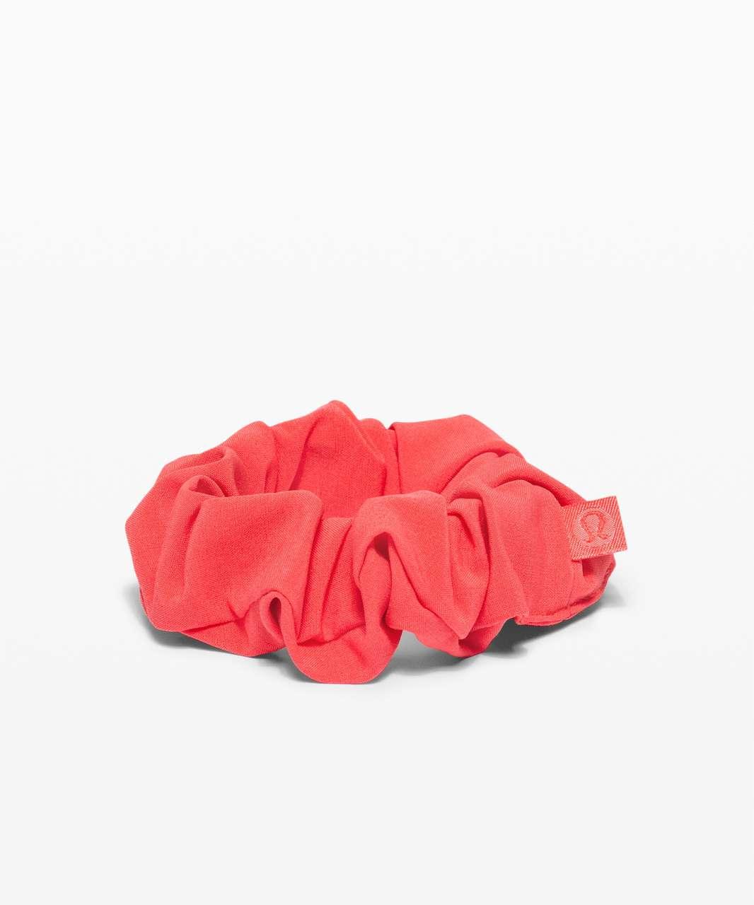 Lululemon Uplifting Scrunchie - Pink Punch