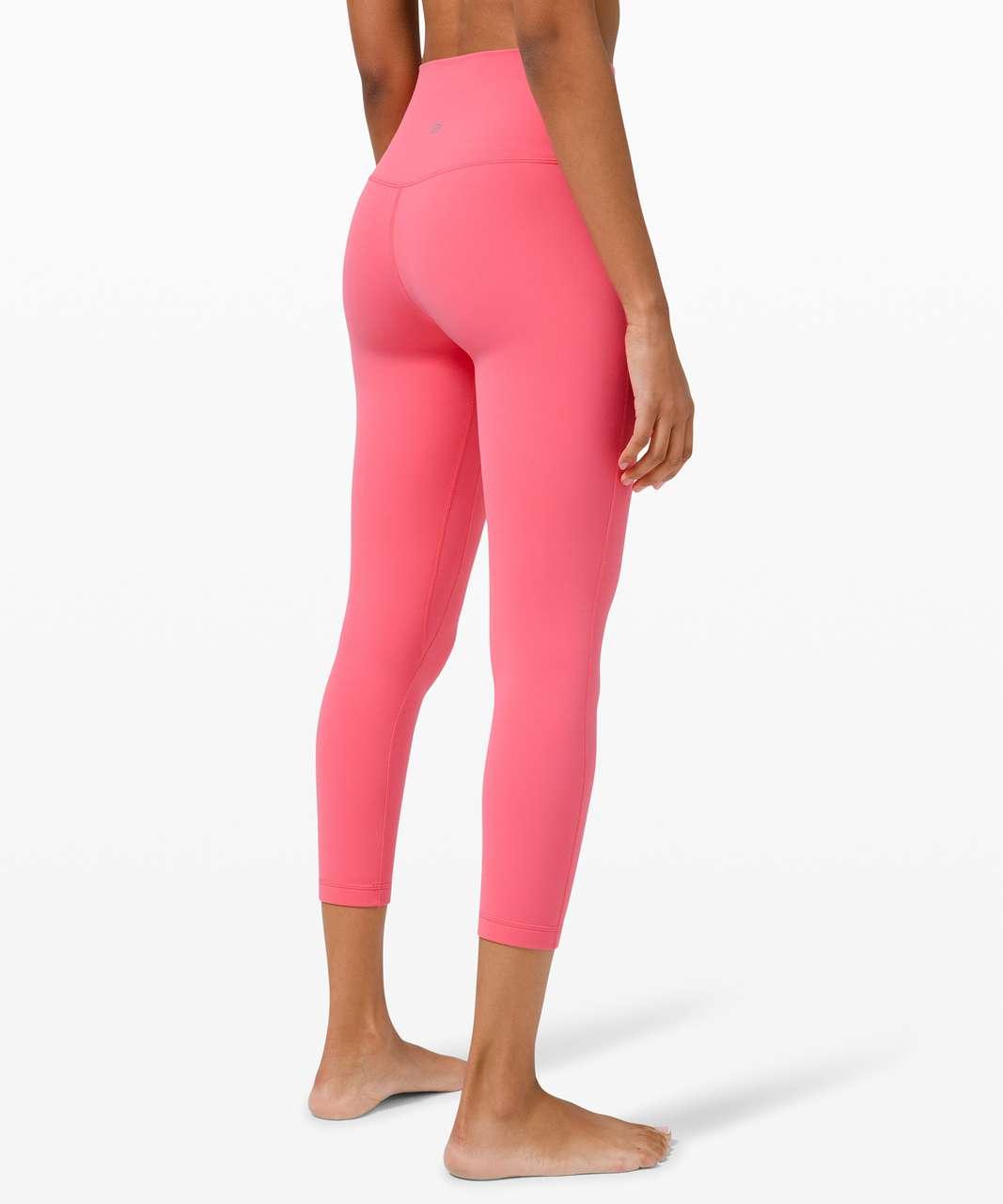 "Lululemon Align Pant 25"" - Guava Pink"