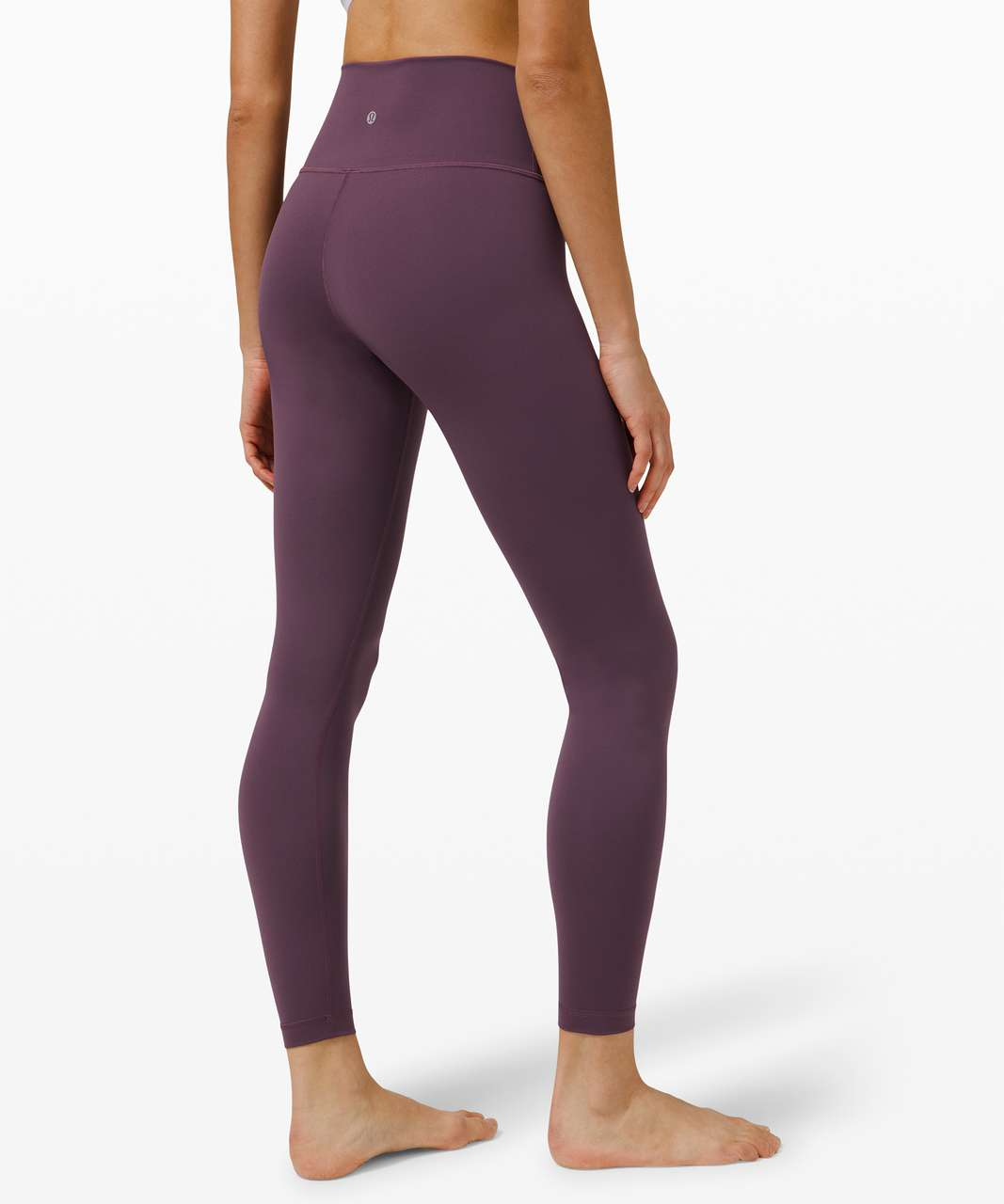 "Lululemon Wunder Under High-Rise Tight 28"" *Luxtreme - Grape Thistle"