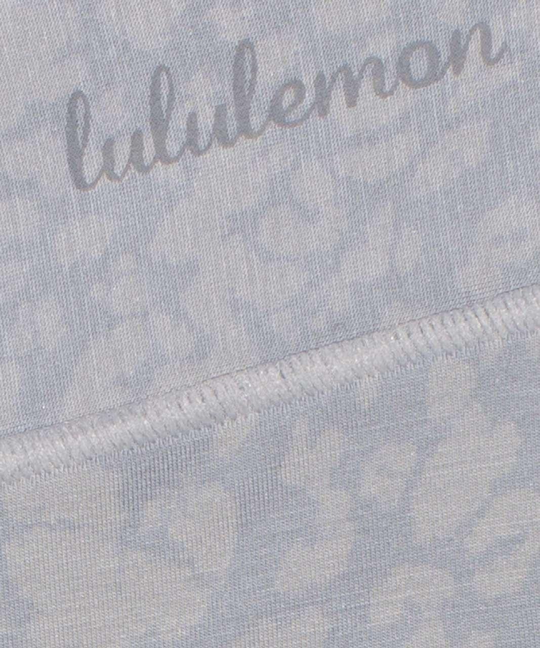 Lululemon Soft Breathable Bikini - Spirited Savannah Silver Drop Rhino Grey