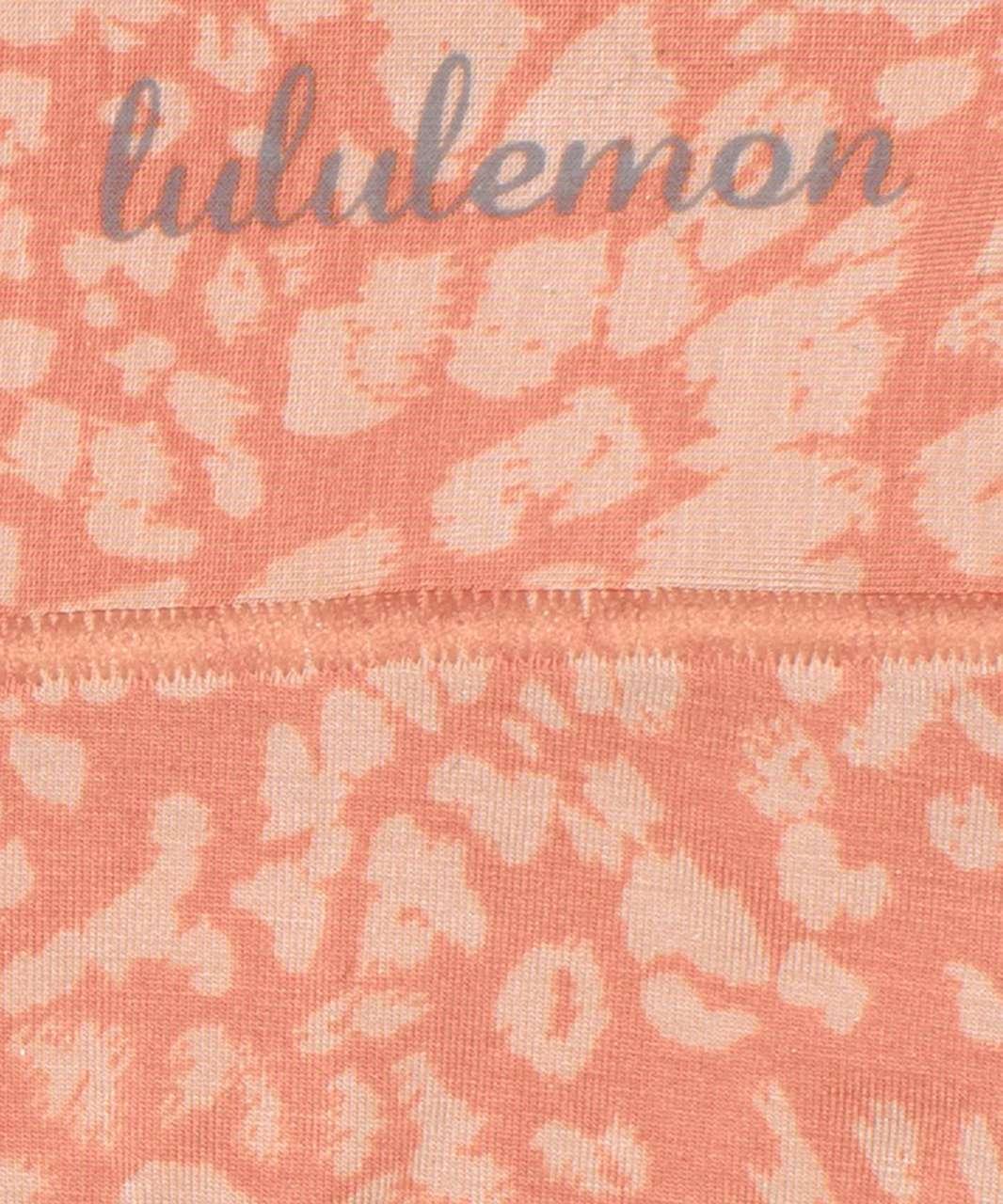 Lululemon Soft Breathable Bikini *3 Pack - Chrome / Spirited Savannah Misty Shell Pink Savannah / Misty Shell