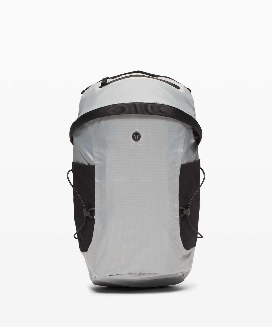 Lululemon Run All Day Backpack II *Womens Fit 13L - Silver Drop