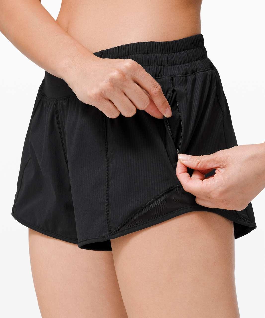 "Lululemon Hotty Hot Short II *2.5"" - Black"