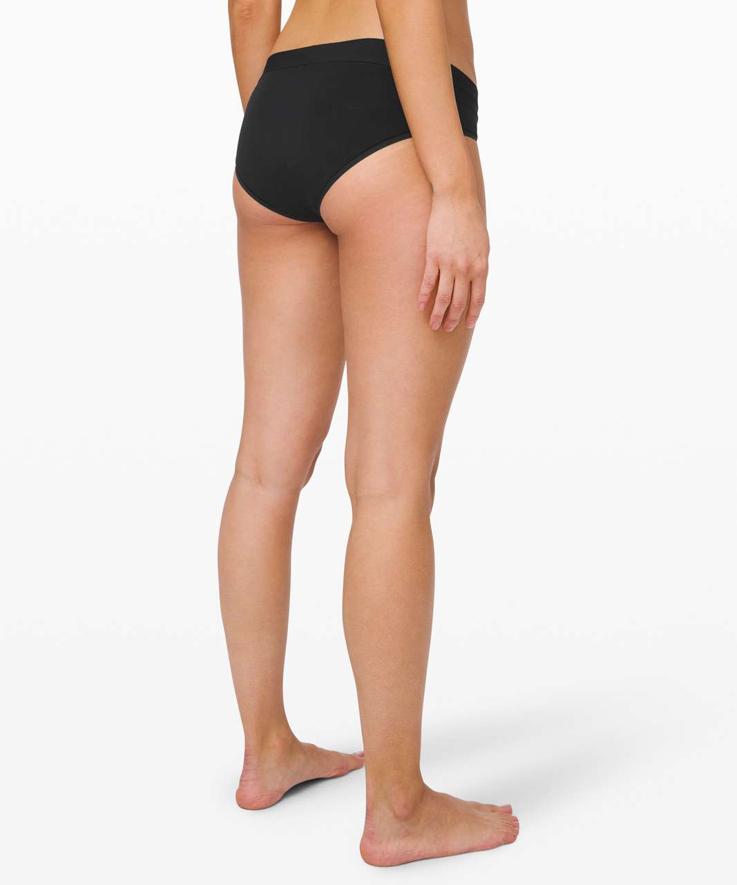 Lululemon Soft Breathable Bikini 5 Pack - Black / Black / Black / Black / Black