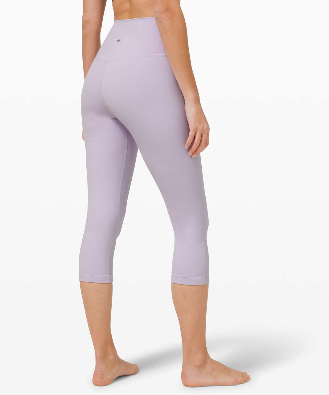 """Lululemon Align Crop *21"""" - Lavender Dew"""